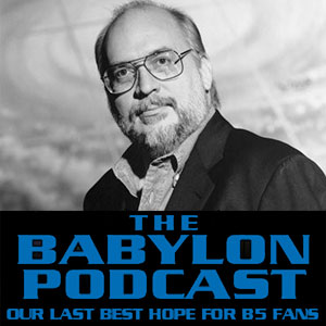 Babylon Podcast 2009 Holiday Special #1: The JMS Interview, Part 1 (Replay)