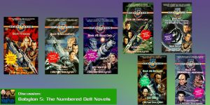 Babylon Podcast #269: The Babylon 5 Novels