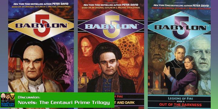 Babylon Podcast #273: The Centauri Prime Trilogy
