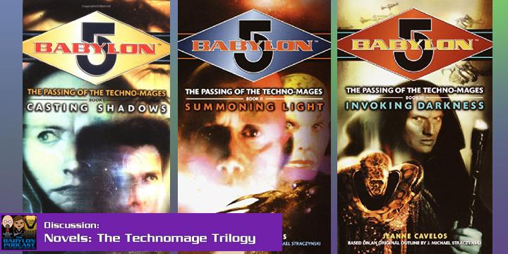 Babylon Podcast #274: The Technomage Trilogy