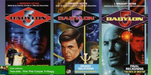Babylon Podcast #275: The Psi Corps Trilogy