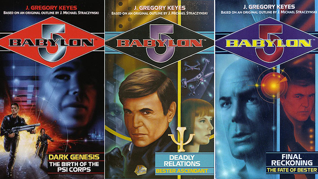 Babylon Podcast #275: The Psi Corps Trilogy
