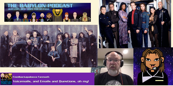 Babylon Podcast #290: Feedbackapalooza Farewell
