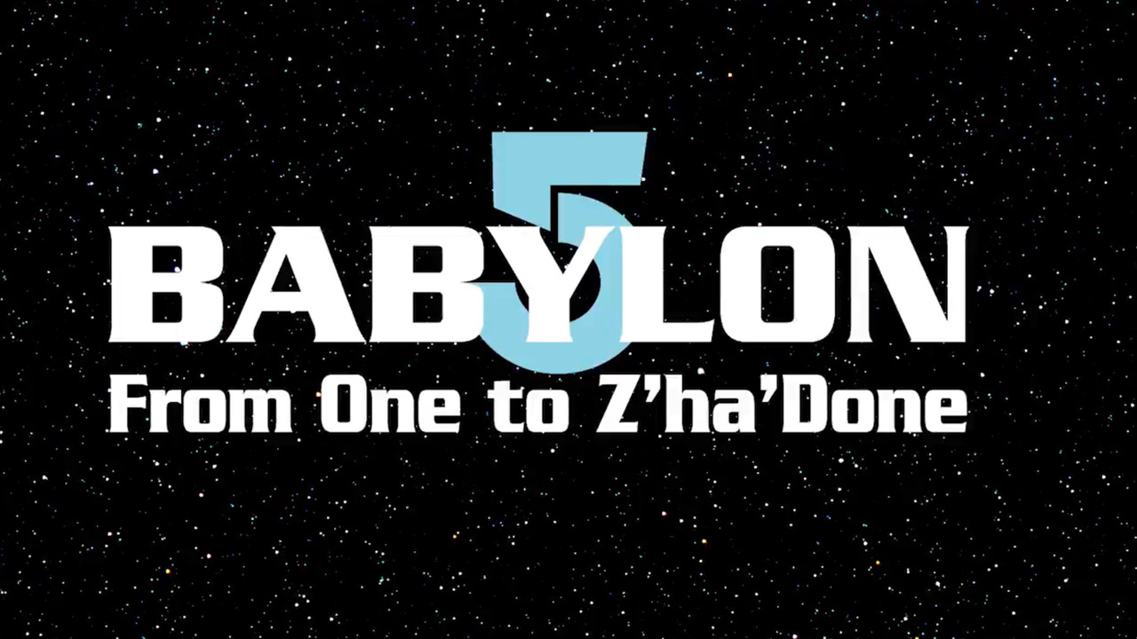 Babylon 5: From One to Z'ha'Done