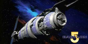 Babylon 5 station