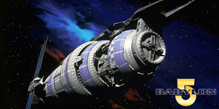 """A Reimagined """"Babylon 5"""" Series is coming to The CW"""